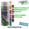 DUPLI VERNICE SPRAY 400ML SMALTO ACRILICO FLY TINTE RAL