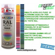 DUPLI VERNICE SPRAY 400ML SMALTO PROFESSIONALE RAL ACRYL TINTE RAL