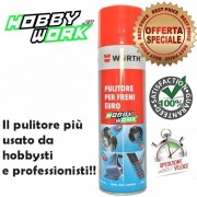 WURTH SGRASSANTE PULITORE FRENI BRAKE CLEANER SPRAY 500ML